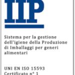IIP certificazione uni en iso 15593 plastipoliver