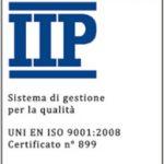 IIP certificazione uni en iso 9001 2008 plastipoliver