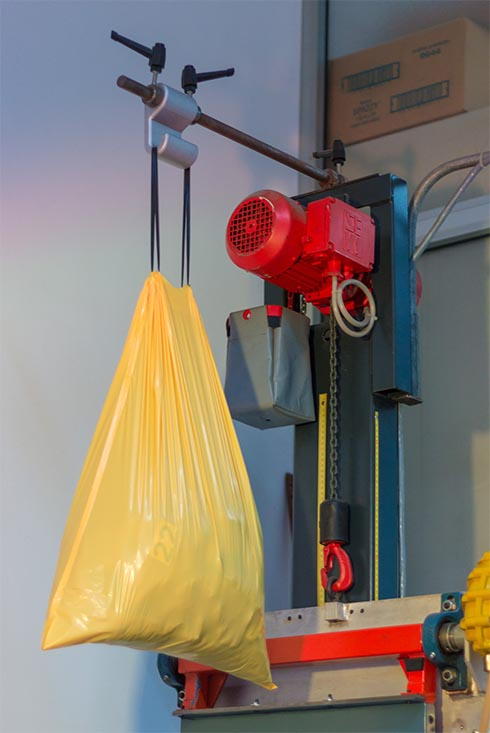Plastipoliver laboratory manufacture of plastics italy
